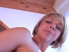 Brianna Beach worship feet and ass licking, 8 min